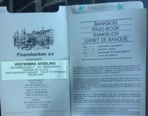 Finansbanken Vesterbrogade 9. bliver til Jyske bank efter Brask thomsens Ånd