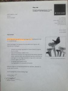 Jyske bank benytter sig af en udløbet fuldmagt , til et andet projekt, og forsøger dermed at optage et lån 4.328.000 kr. på kundens vegne altså Jyske bank ved godt at der 15 april 2009 ikke findes noget. lån. tilbudet er ufløbet jyske bank oplyses også 6 maj 2009 i andet tilbud at omtalte tilbud er bortfallet. Jyske bank er ligeglade.