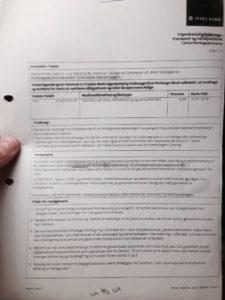 Denne her fuldmagt er begrænset til tilbudet af 20 maj 2008 Et tilbud der udløb 20 november 2008 Et tilbud for eventuelt lån på 4.328.000 kr. at jyske bank påstår ved denne hævning at banken stiler en garanti til Nykredit for dette lån Altså I SÅFALD vi valgte at hjemtage lån 4.328.000 kr. I Nykredit, kunne Nykredit kræve sikkerhed. Om så Nykredit krævede garanti for dette af jyske bank påstået lån. Vil vi spørger Nykredit vidne advokat Mette Egholm Nielsen om i retten. vi kan på bank udskrift, se jyske bank omkring 15 og 16 april 2009 Over 3 hævninger tager over 100.000 kr. Fra betroet midler dette under påskud at være, garanti, Lånesags gebyr, tinglysnings gebyr for et lån 4.328.000 kr. I Nykredit. Vi kan ikke selv hæve fra denne konto, vi kan ikke selv se denne konto. Derfor sætter vi os for i 2016 at undersøge sagen, Dog efter der dukker bilag op i retsforhold 10 septemper 2015, som det lykkes os at opdage februar 2016 der er lusk med Alt imens jyske bank Philip Baruch vil presse en hurtig retssag igennem. Dette ved vi Idag var for at skuffe i retsforhold. Hvilket advokaten fra Lund Elmer Sandager vil blive afhørt om i retten
